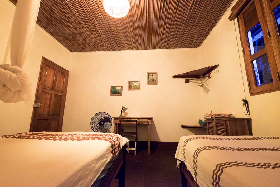 Room in Eco-hotel at La Mariposa Spanish School