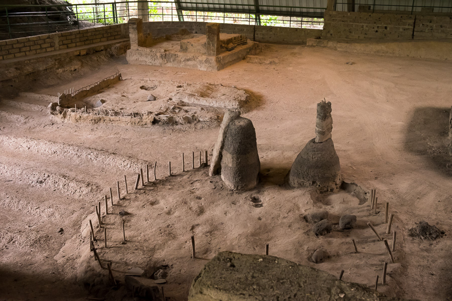 Joya de Cerén archaeological site