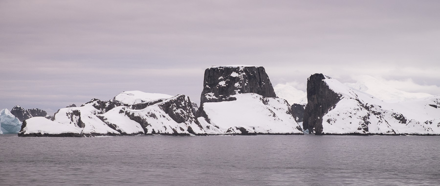 Spert Island - Antarctic Peninsula