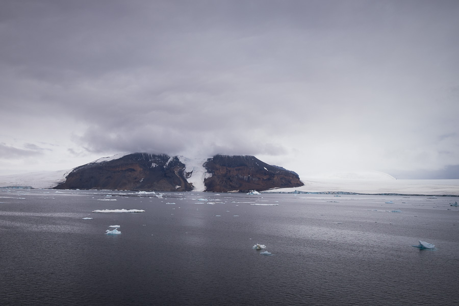Brown Bluff - Antarctic Peninsula
