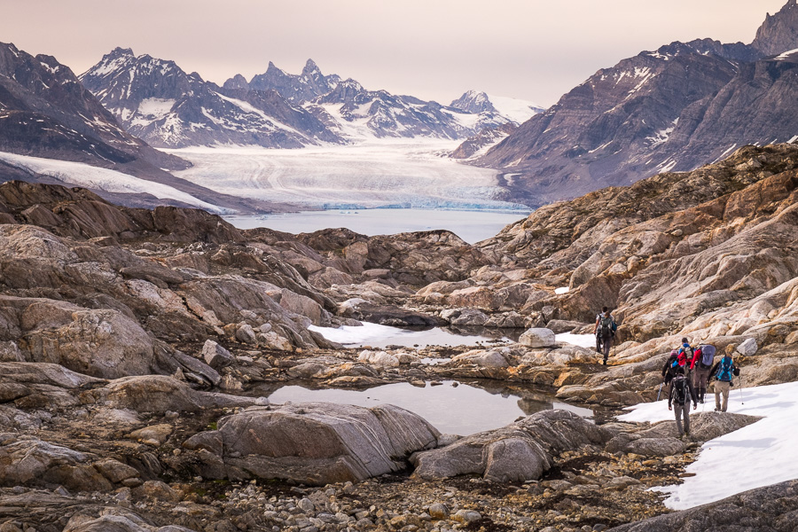 Karale Glacier - Unplugged Wilderness - East Greenland