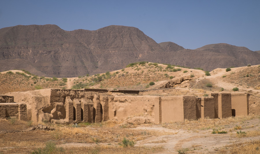 Ancient Parthian city of Nisa - Ashgabat - Turkmenistan