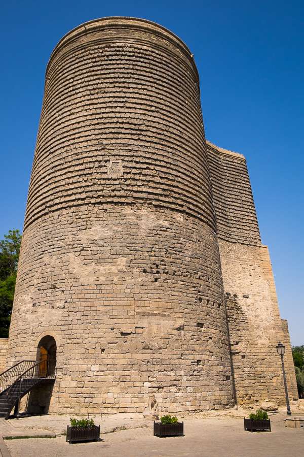 Maiden Tower - Baku - Azerbaijan