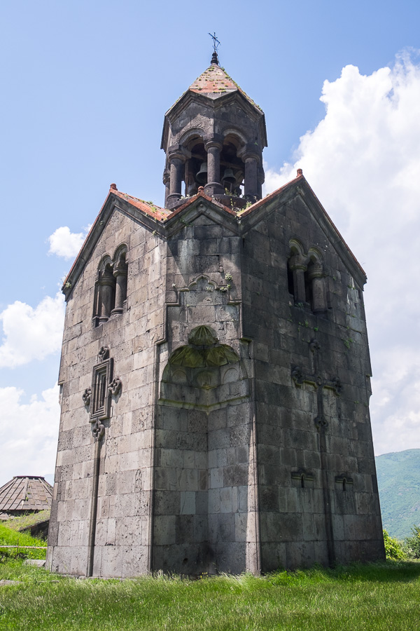 belltower - Highpat Monastery - Armenia