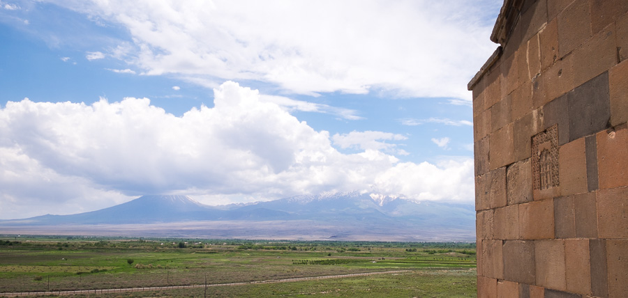 Khor Virap and Mt Ararat - Armenia