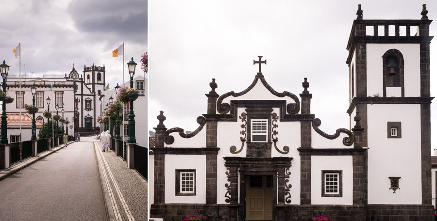 Typical architecture - São Miguel - Azores - Portugal