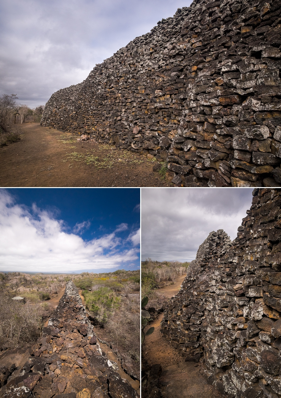 Different views of the Muro de las Lágrimas