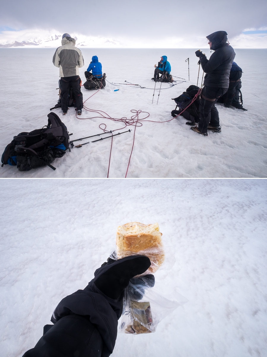 lunch - South Patagonia Icefield Expedition - Argentina