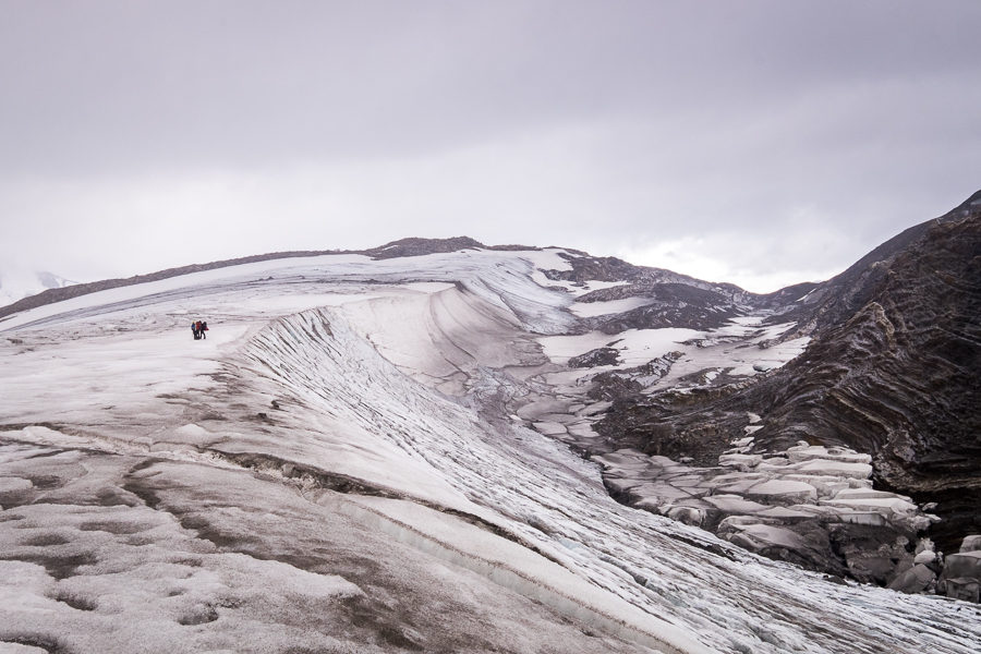 Approach to the Garcia Soto Refugio - - South Patagonia Icefield Expedition - Argentina