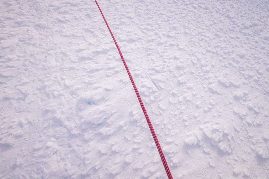 Rope - Gorra Blanca - South Patagonia Icefield Expedition - Argentina