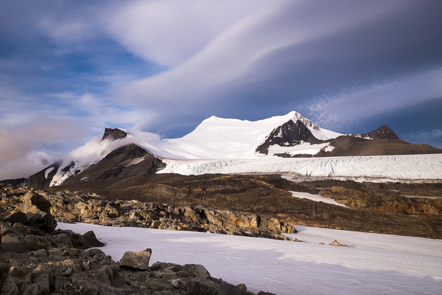 Gorra Blanca - South Patagonia Icefield Expedition - Argentina