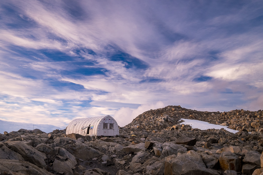 Refugio Garcia Soto - South Patagonia Icefield Expedition - Argentina