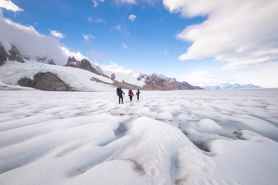 Glacier hiking - South Patagonia Icefield Expedition - Argentina