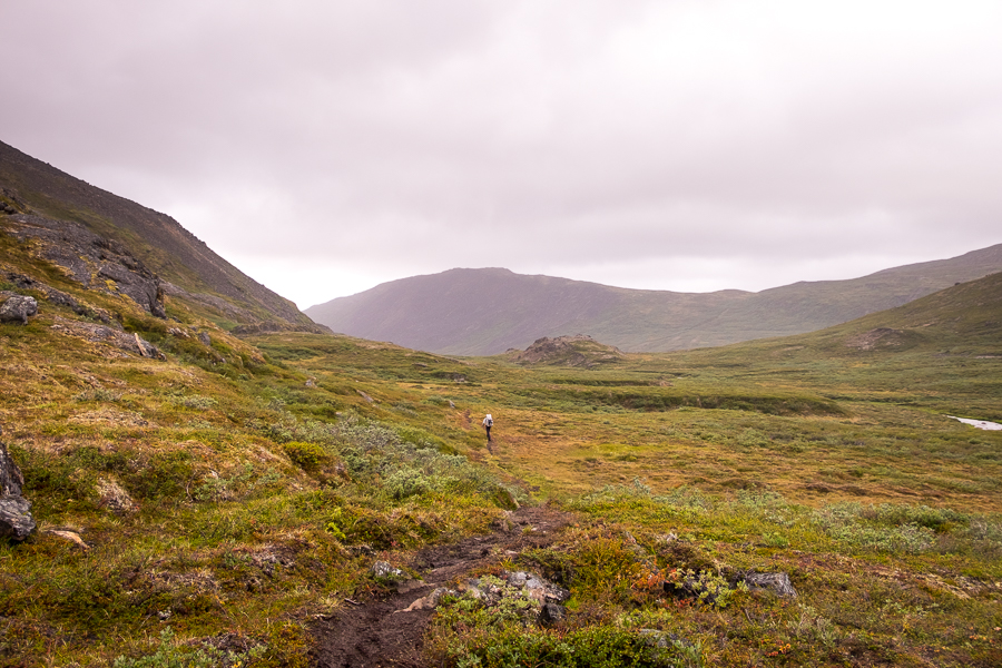Hiking Day 7 - Arctic Circle Trail - West Greenland