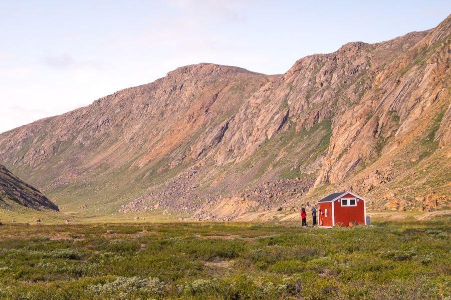 Nerumaq Hut - Arctic Circle Trail - West Greenland