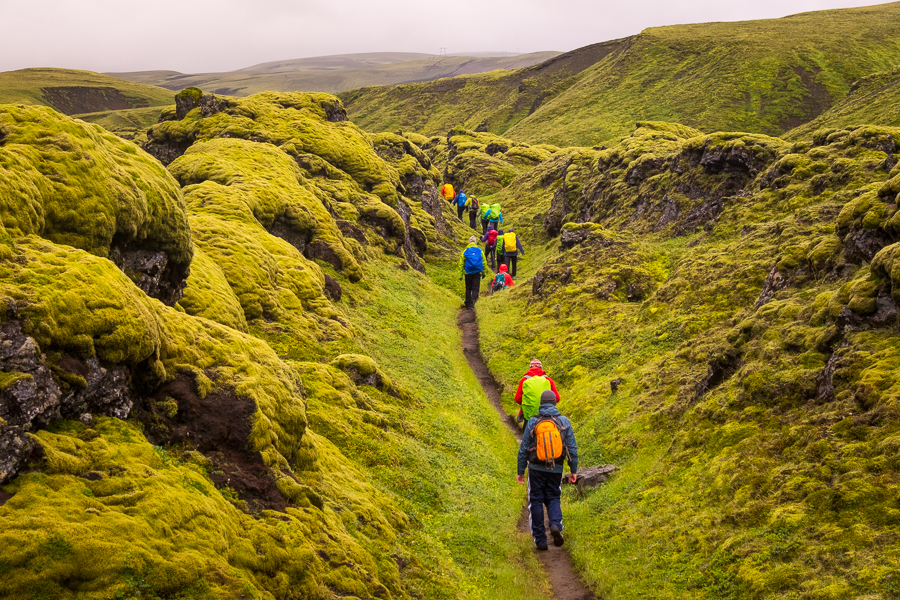 """Surrounded by """"trolls"""" - Volcanic Trails - Central Highlands, Iceland"""