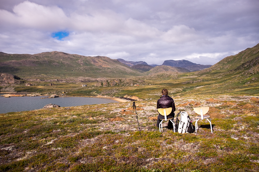 Hiking-Greenland-Arctic-Circle-Trail-sitting-nowhere.jpg
